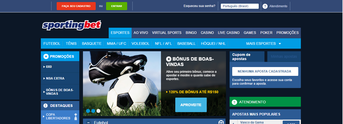 website da sportingbet
